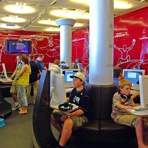 Интернет-кафе Тулы