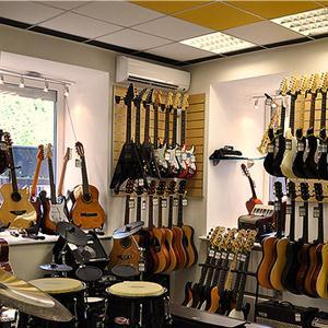 Музыкальные магазины Тулы