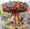 Парки культуры и отдыха в Туле