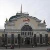 Железнодорожные вокзалы в Туле