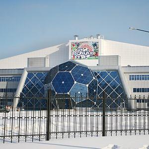 Спортивные комплексы Тулы