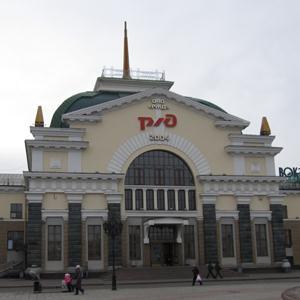 Железнодорожные вокзалы Тулы